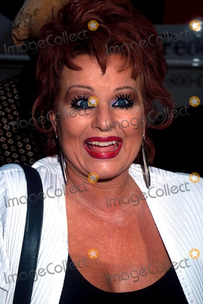 Tammy Faye Messner Photo -  7202000 Tammy Faye Messner (Bakker) at Barracuda in NYC Photo by Henry McgeeGlobe Photos Inc