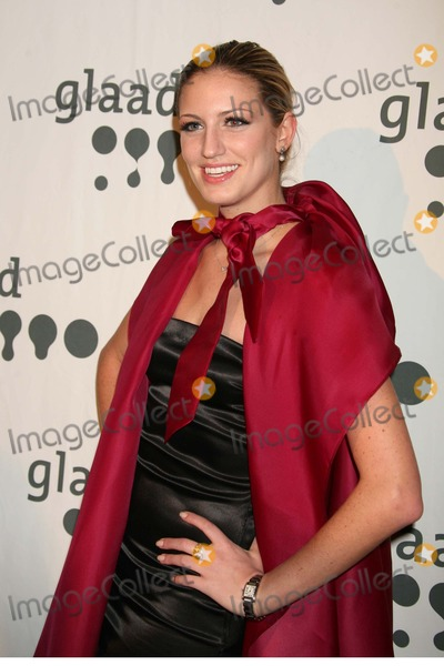 Melrose Bickerstaff Photo - New York NY 03-26-2007Melrose Bickerstaff (from Americas Next Top Model Cycle 7) attends The 18th Annual GLAAD Media Awards at the Marriott Marquis HotelDigital Photo by Lane Ericcson-PHOTOlinknet