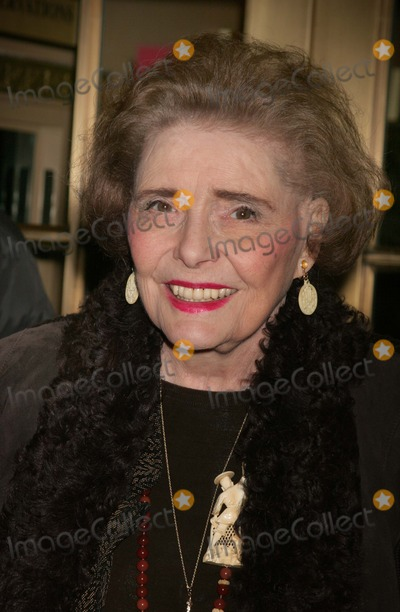 Patricia Neal Photo - New York NY  03-31-2005Patricia Neal attends the Opening Night of DOUBT at the Walter Kerr TheatreDigital Photo by Lane Ericcson-PHOTOlinkorg