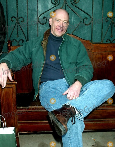 JK Simmons Photo - Off the Map Photo Shoot at 2003 Sundance Film Festival on Main Street in Park City Utah on January 23 2003 Photo by Henry McgeeGlobe Photos Inc 2003 K28695hmc Jk Simmons