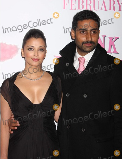 Abhishek Bachchan Photo - New York NY 02-03-2009Aishwarya Rai Bachchan and husband Abhishek Bachchan premiere of THE PINK PANTHER 2 at the Ziegfeld TheaterDigital photo by Lane Ericcson-PHOTOlinknet