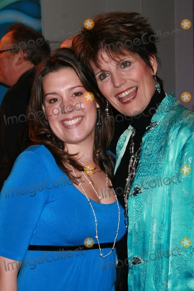 Katharine Luckinbill Photo - New York NY 01-10-2008Lucie Arnaz and daughter Katharine LuckinbillOpening Night performance of the Broadway production of The Little Mermaid at the Lunt-Fontanne TheaterDigital photo by Lane Ericcson-PHOTOlinknet