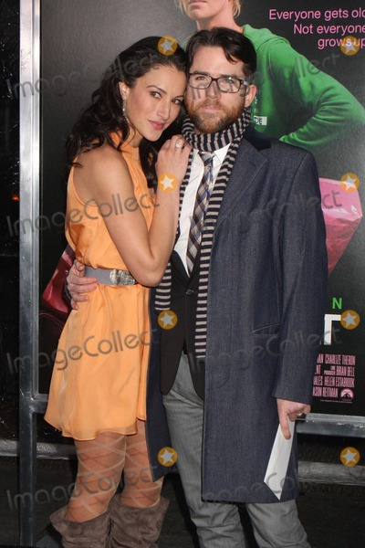 America Olivo Photo - America Olivo and Christian Campbell Arriving at the World Premiere of Paramount Pictures Young Adult at the Ziegfeld Theatre in New York City on 12-08-2011 Photo by Henry Mcgee-Globe Photos Inc 2011