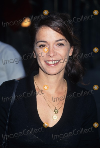 Annabella Sciorra Photo - Annabella Sciorra Isabella Rossellinis Book Party For Some of Me at Balthazar in New York 1997 K9002hmc Photo by Henry Mcgee-Globe Photos Inc
