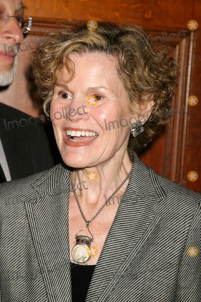 Judy Blume Photo - Judy Blume at Child Magazines Second Annual Childrens Champions Awards at the Harmonie Club in New York City on November 10 2004 Photo by Henry McgeeGlobe Photos Inc 2004
