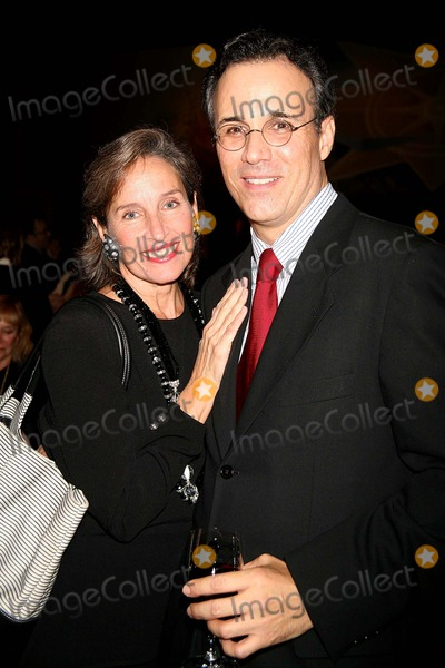 Fred Ebb Photo - JOHN BUCCHINO AND ANDREA MARCOVICCHI AT THE FRED EBB FOUNDATION AND ROUNDABOUT THEATRE COMPANY COCKTAIL RECEPTION AND PRESENTATION OF THE 1ST ANNUAL FRED EBB AWARD FOR MUSICAL THEATRE SONGWRITING AT THE AMERICAN AIRLINES THEATRE PENTHOUSE LOUNGE IN NEW YORK CITY ON 11-29-2005  PHOTO BY HENRY McGEEGLOBE PHOTOS INC 2005K46088HMc