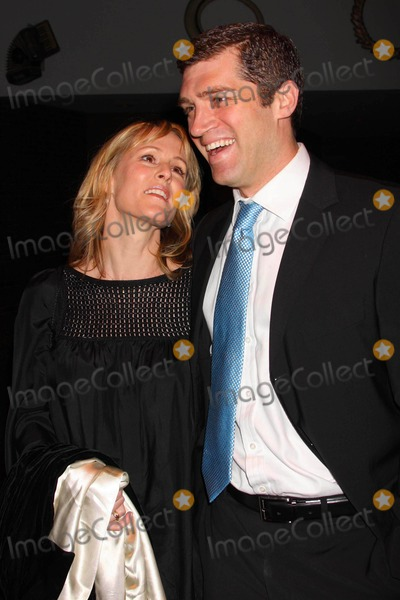 Mary Stuart Masterson Photo - Mary Stuart Masterson and Husband Jeremy Davidson Arriving at the 54th Annual Drama Desk Awards at Fh Laguardia Concert Hall at Lincoln Center in New York City on 05-17-2009 Photo by Henry Mcgee-Globe Photos Inc 2009