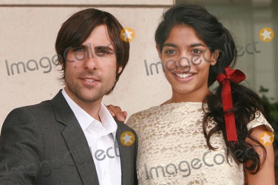 Amara Karan Photo - New York NY 09-27-07Jason Schwartzman and Amara KaranNYFF Press Conference for Darjeeling Limited at the Walter Reade Theater at Lincoln CenterDigital photo by Lane Ericcson-PHOTOlinknet