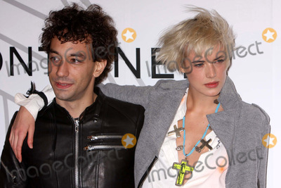 Zaha Hadid Photo - Albert Hammond Jr and Agyness Deyn Arriving at the Opening Party For Mobile Art Chanel Contemporary Art Container by Zaha Hadid at Rumsey Playfield Central Park in New York City on 10-21-2008 Photo by Henry McgeeGlobe Photos Inc 2008