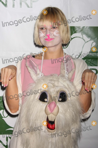 Sia Furler Photo - New York NY 10-30-2009Australian singer Sia Furler at Bette Midlers annual HULAWEEN Gala at the Waldorf AstoriaDigital photo by Lane Ericcson-PHOTOlinknet