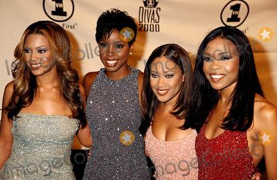 Beyonce Photo - Sd0409 Divas 2000 at Madison Square Garden in New York City Destinys Child Beyonce Knowles Photo Byhenry McgeeGlobe Photos Inc
