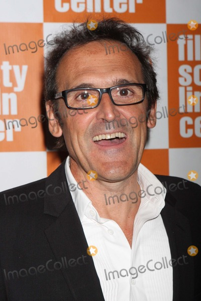 Alberto Iglesias Photo - Composer Alberto Iglesias Arriving at the 49th Annual New York Film Festival Screening of the Skin I Live in at Lincoln Centers Alice Tully Hall in New York City on 10-12-2011 Photo by Henry Mcgee-Globe Photos Inc 2011