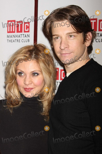 Andy Karl Photo - New York NY 01-22-2009Orfeh and Andy Karlopening night reception for Manhattan Theatre Clubs THE AMERICAN PLAN at Hard Rock CafeDigital photo by Lane Ericcson-PHOTOlinknet
