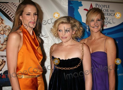 The Dixie Chicks Photo - New York NY 10-24-2006The Dixie Chicks (Emily Robison Natalie Maines and Martie Maguire) attend the premiere of Shut Up  Sing at Regal Cinemas Union SquareDigital Photo by Lane Ericcson-PHOTOlinknet