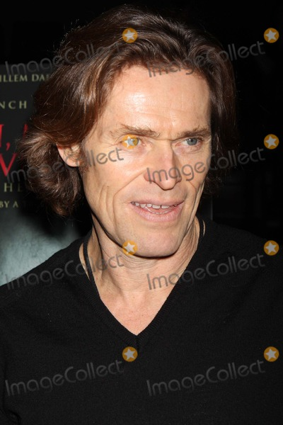 Willem Dafoe Photo - New York NY 12-11-2009Willem Dafoe at the premiere of MY SON MY SON WAHT HAVE YE DONE at IFC CenterDigital photo by Lane Ericcson-PHOTOlinknet