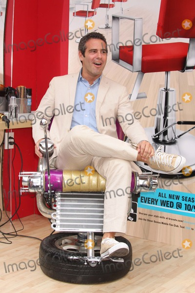 Andy Cohen Photo - New York NY 06-24-2008Andy Cohen (Bravos Senior VP of Production and Programming)The Shear Genius Times Square Salon in celebration of the second season premiere on Military IslandDigital photo by Lane Ericcson-PHOTOlinknet