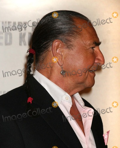 August Schellenberg Photo - NYC  052307August Schellenbergpremiere of his new movie BURY MY HEART AT WOUNDED KNEE at the American Museum of Natural HistoryDigital Photo by Adam Nemser-PHOTOlinknet