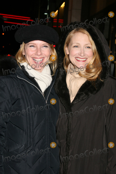 ALLISON PILL Photo - NYC  012507Allison Pill and Patricia Clarkson at opening night of the new Broadway play TRANSLATIONS at the Biltmore TheatreDigital Photo by Adam Nemser-PHOTOlinknet