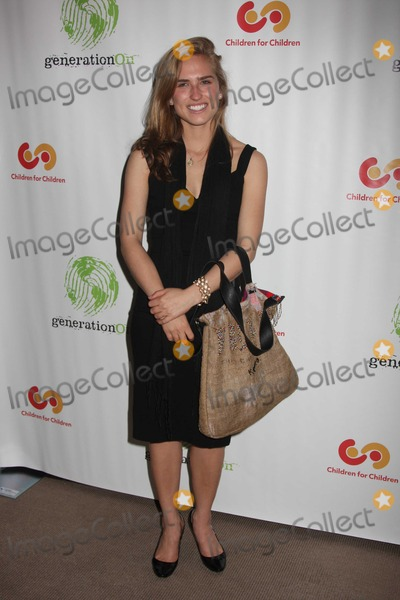 Ashley Bush Photo - NYC  041310Ashley Bush at the 9th Annual benefit The Art of Giving by Children for Children (CFC) at Christies Auction HouseDigital Photo by Adam Nemser-PHOTOlinknet