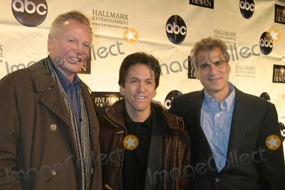 Mitch Albom Photo - NYC  120104Jon Voight Writer Mitch Albom and Director Lloyd Kramer at the premiere of  their new TV movie MITCH ALBOMS THE FIVE PEOPLE YOU MEET IN HEAVEN at The Museum of Television and RadioDigital Photo by Adam Nemser-PHOTOlinkorg