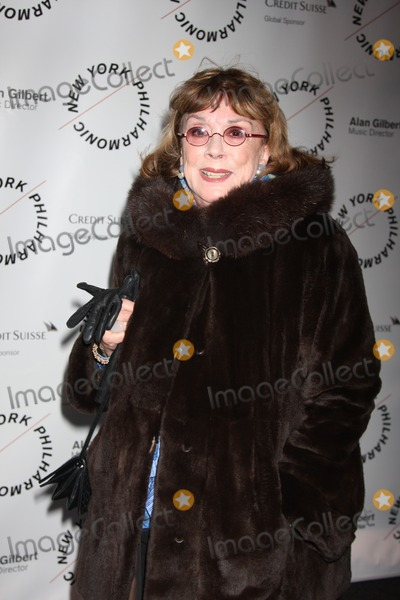 Phyllis Newman Photo - New York City  7th April 2011Phyllis Newman at The New York Philharmonics Spring Gala benefit of Company at Avery Fisher HallPhoto by Adam Nemser-PHOTOlinknet