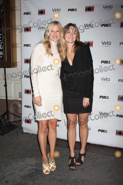 Andrew Jackson Photo - NYC  101310Mamie Gummer and Grace Gummer (Meryl Streeps daughters) at opening night of Bloody Bloody Andrew Jackson on Broadway at the Bernard B Jacobs TheatrePhoto by Adam Nemser-PHOTOlinknet