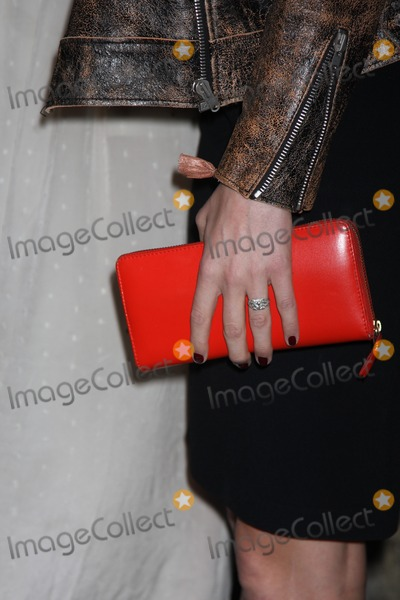 Ethel Barrymore Photo - New York City  17th March 2011Mamie Gummer ring and handbag at opening night of Arcadia on Broadway at the Ethel Barrymore TheatrePhoto by Adam Nemser-PHOTOlinknet