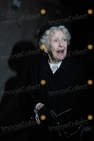 Ethel Barrymore Photo - New York City  17th March 2011Elaine Stritch at opening night of Arcadia on Broadway at the Ethel Barrymore TheatrePhoto by Adam Nemser-PHOTOlinknet