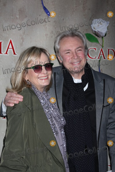 Ethel Barrymore Photo - New York City  17th March 2011Twiggy and husband Leigh Lawson at opening night of arcadia on Broadway at the Ethel Barrymore TheatrePhoto by Adam Nemser-PHOTOlinknet
