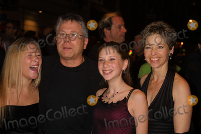 Alan Menken Photo - NYC  100203Alan Menken and family at opening night of the Broadway musical LITTLE SHOP OF HORRORS at the Virginia TheatreDigital Photo by Adam NemserPHOTOlink