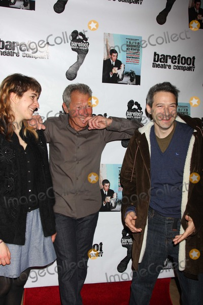 Adam Horovitz Photo - NYC  033109Hannah Horovitz Israel Horovitz and Adam Horovitzat Israel Horovitzs 70th birthday celebration at the Barefoot Theatre Companys The 7070 Horovitz ProjectDigital Photo by Adam Nemser-PHOTOlinknet