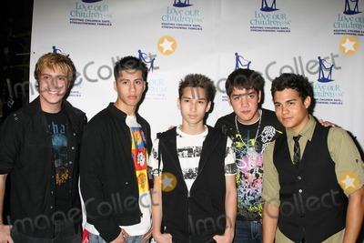 Menudo Photo - NYC  040508Jose Bordonada Collazo Monti Montanez Emanuel Velez Pagan Chris Moy Carlos Olivero of New Menudo5th Annual NATIONAL LOVE OUR CHILDREN DAY sponsored by Love Our Children USA at Spotlight LiveDigital Photo by Adam Nemser-PHOTOlinknet