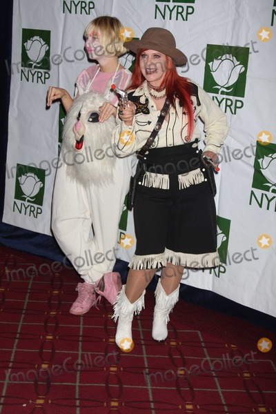 Bette Midler Photo - NYC  103009Sia and Kate Pierson at Bette Midlers annual HULAWEEN Gala supporting New York Restoration Project at the Waldorf AstoriaDigital Photo by Adam Nemser-PHOTOlinknet