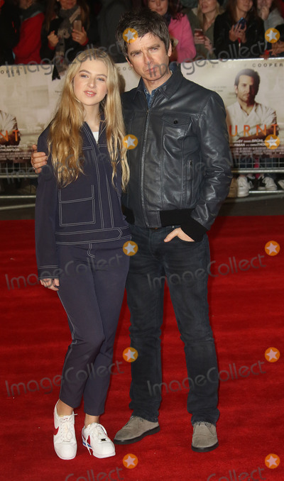 Anais Gallagher Photo - October 28 2015 - Noel Gallagher and Anais Gallagher attending Burnt European Premiere at Vue West End Leicester Square in London UK