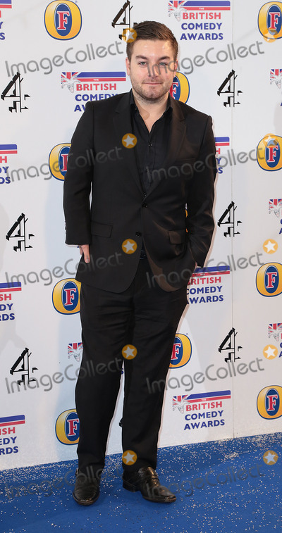 Alex Brooker Photo - Dec 12 2013 - London England UK - British Comedy Awards 2013 Fountain Studios WembleyPictured Alex Brooker