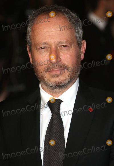Anthony Wonke Photo - November 9 2015 - Anthony Wonke attending The World Premiere of Ronaldo at Vue West End Leicester Square in London UK