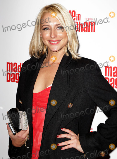 Ali Bastian Photo - Nov 05 2014 - London England UK - Made in Dagenham Press Night Adelphi TheatrePhoto Shows Ali Bastian