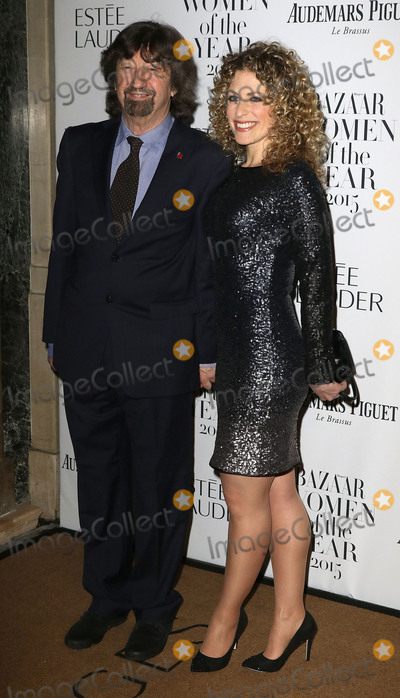 Trevor Nunn Photo - November 3 2015 - Trevor Nunn attending Harpers Bazaar Women Of The Year Awards 2015 at Claridges Hotel in London UK