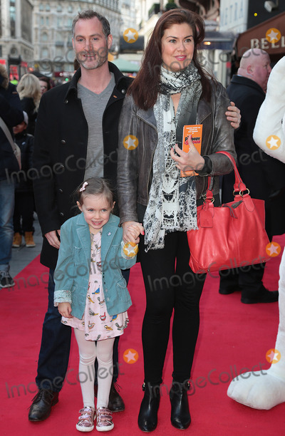 Amanda Lamb Photo - Feb 01 2014 - London England UK - VIP Gala screening of Mr Peabody  Sherman 3D at Vue Cinema Leicester Square LondonPhoto Shows Amanda Lamb