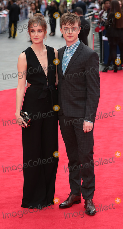 Anna Wood Photo - Apr 10 2014 - London England UK - World Premiere of The Amazing Spider-Man 2 at Odeon Leicester SquarePictured Dane DeHann and wife Anna Wood