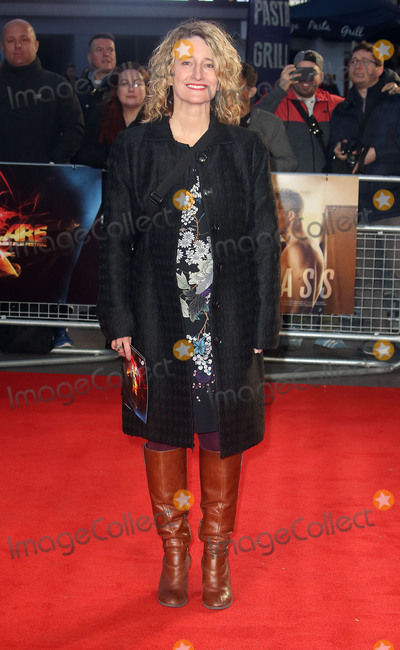 Tricia Tuttle Photo - March 15 2016 - Tricia Tuttle attending The Pass UK Premiere at Odeon Leicester Square in London UK