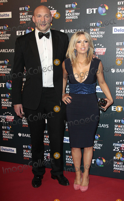 Ben Kay Photo - May 08 2014 - London England UK - BT Sport Industry Awards 2014 Battersea Evolution Battersea Park London -  Arrivals Pictured Ben Kay