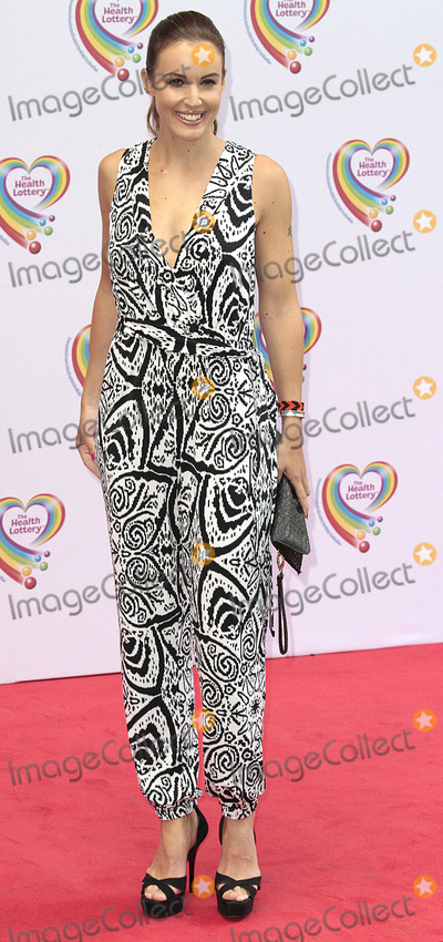 Charlie Webster Photo - Jun 02 2014 - London England UK - Health Lottery tea party at The Savoy Hotel LondonPictured Charlie Webster