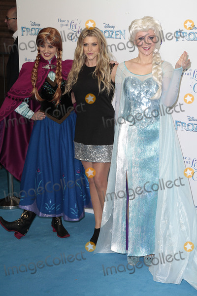 Anna Williamson Photo - Nov 17 2014 - London England UK - Frozen Celebrity Singalong - Red Carpet Arrivals Royal Albert Hall KensingtonPhoto Shows Anna Williamson