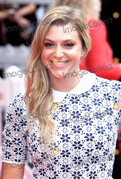 Anna Williamson Photo - Jul 13 2014 - London England UK - Pudsey The Dog The Movie World Premiere at the Vue Cinema  in Leicester Square LondonPhoto Shows Anna Williamson