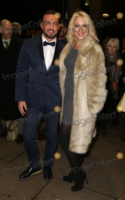 Ali Bastian Photo - Nov 03 2014 - London England UK - Dance Til Dawn Press Night Aldwych Theatre LondonPhoto Shows Robin Windsor and Ali Bastian