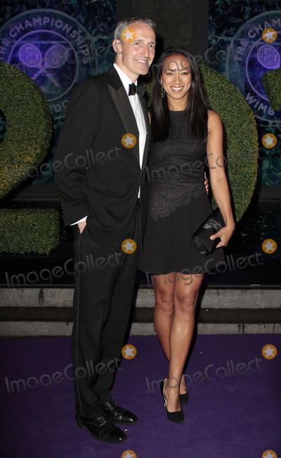 Anne Keothavong Photo - Jul 06 2014 - London England UK - 2014 Wimbledon Champions Ball The Royal Opera HousePhoto Shows Anne Keothavong