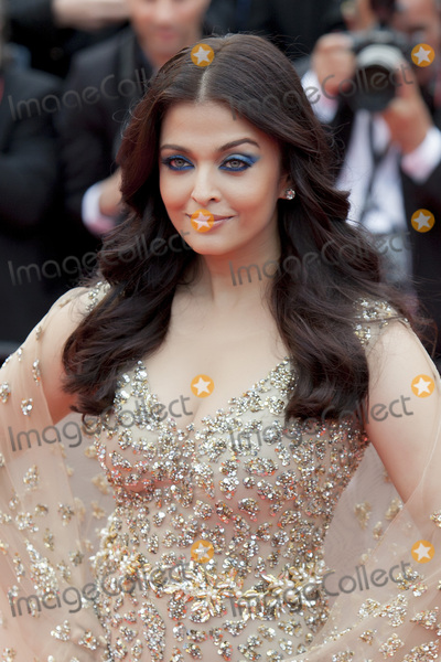 Aishwarya Rai Photo - CANNES FRANCE - MAY 13 Aishwarya Rai attends the Slack Bay (Ma Loute) premiere during the 69th annual Cannes Film Festival at the Palais des Festivals on May 13 2016 in Cannes France(Photo by Laurent KoffelImageCollectcom)