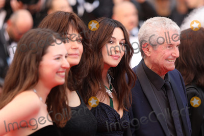 Monica Bellucci Photo - CANNES FRANCE - MAY 18 Monica Bellucci Claude Lelouch attends the screening of Les Plus Belles Annees DUne Vie during the 72nd annual Cannes Film Festival on May 18 2019 in Cannes France(Photo by Laurent KoffelImageCollectcom)