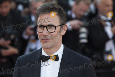 Michel Hazanavicius Photo - CANNES FRANCE - MAY 23 Michel Hazanavicius attends the 70th Anniversary of the 70th annual Cannes Film Festival at Palais des Festivals on May 23 2017 in Cannes France(Photo by Laurent KoffelImageCollectcom)